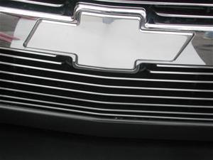 All Sales 96100K Chevy 07'NBS-12' Silverado 1500, 07'NBS-10' Silverado 2500/3500 Combo Front/Rear  CHEVY BOWTIE GRILLE EMBLEM ...