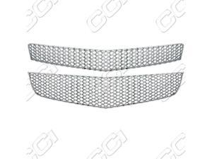 2009-2012 Chevrolet Traverse Chrome Billet Grille Overlay