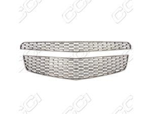 2010-2012 Chevrolet Equinox Chrome Billet Grille Overlay