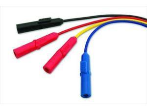 ACCEL 7540K 300+ Ferro-Spiral Race Spark Plug Wire Set