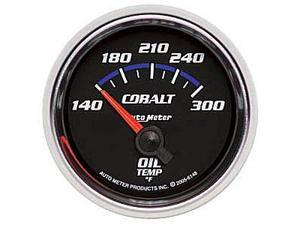 Auto Meter 7948 Cobalt Electric Oil Temperature Gauge