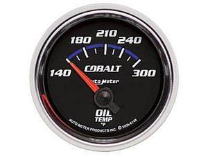 Auto Meter 7948 Cobalt Electric Oil Temperature Gauge