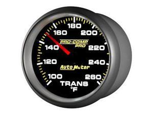 Auto Meter 8657 Pro-Comp Pro Transmission Temperature Gauge