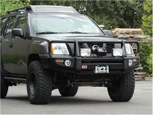ARB 4x4 Accessories 3438270 Deluxe Bull Bar&#59; WInch Mount Bumper