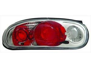 Anzo 221075 Tail Light Assembly