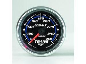 Auto Meter 6149 Auto Meter Cobalt Electric Transmission Temperature Gauge