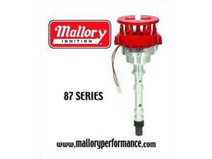 Mallory 8755301 Comp 9000 Magnetic Breakerless Distributor Series 87