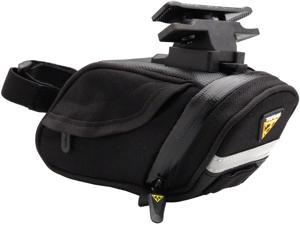 Topeak Aero Wedge DX Seat Bag: SM