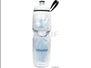 Polar Insulated Water Bottle: 24oz~ Platinum