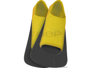 TYR Burner EBP Swim Fin: Yellow~ MD