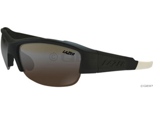 Lazer Argon 1 (AR1) Sunglasses: Matte Black~ Photochromatic Lens