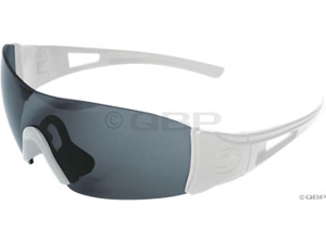 Lazer Magneto 1 (M1) Sunglasses: White~ Interchangeable Lens