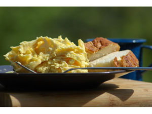 Backpacker's Pantry Scrambled Eggs: 2 Servings