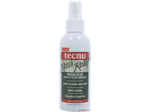 Tec Labs First Aid: Tecnu Medicated Rash Relief Spray~ 6oz
