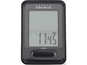 CatEye Urban Wireless Cycling Computer CC-VT220W: Black