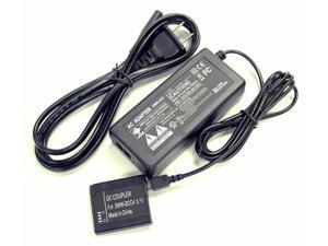 CS Power DMW-AC5 Replacement AC Adapter with DMW-DCC4 coupler Kit for Panasonic DMC-FS4 DMC-FS6 DMC-FS7 DMC-FS15 DMC-FS25 ...