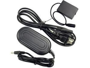 CS Power DMW-AC8 Replacement AC Adapter with DMW-DCC6 coupler Kit For Panasonic DMC-FZ40 DMC-FZ45 DMC-FZ47 DMC-FZ48 DMC-FZ100 ...