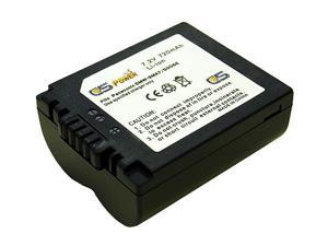Rechargeable S006E / DMW-BMA7 Replacement Li-ion Battery For Panasonic FZ50, FZ7, FZ18, and FZ30 Digital Cameras