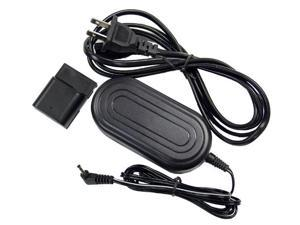 CS Power ACK-700 ACK700 Replacement AC Power Adapter Kit For EOS Digital Rebel XT, Rebel XTi, EOS 400D, 350D PowerShot S30, ...