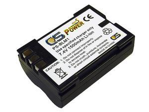 CS Power PS-BLM1 BLM1 Replacement Li-ion Battery For Olympus C-5060wide, CAMEDIA C-5060 Wide Zoom, CAMEDIA C-8080 Wide Zoom, ...