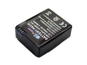 CS Power AHDBT-301 Li-Ion Rechargeable Battery For GoPro HD HERO3 & HERO3+ Digital Cameras