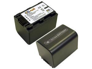 CS Power NP-FH70 FH70 Replacement Li-ion Battery For Sony Cybershot DCRDVD508, DCRDVD408, DCRDVD308, DCRDVD108, DCRDVD505, ...