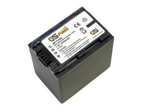 CS Power NP-FH90 Replacement Li-ion Battery For Sony HDR-CX520VE HDR-CX6 HDR-CX6EK HDR-CX7 HDR-CX7K/E HDR-HC3 HDR-HC3E HDR-HC3HK1 ...