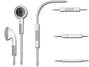 Apple Original OEM Earphones Stereo Headset with Mic and Remote