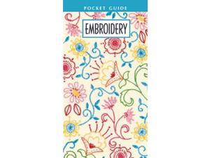 Leisure Arts-Embroidery Pocket Guide