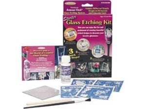 Glass Etching Starter Kit-
