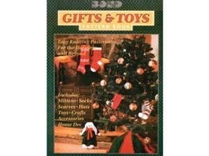 Bond America Books-Gifts & Toys Pattern Book