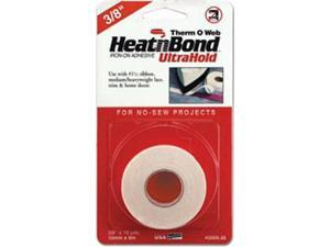 "Heat'n Bond Ultra Hold Iron-On Adhesive-3/8""X10 Yards"