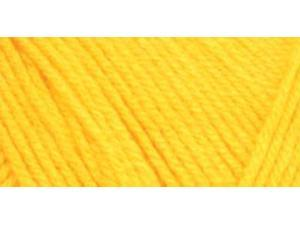 Red Heart Comfort Yarn-Bright Yellow