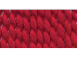 Martha Stewart Lofty Wool Blend Yarn-red dahlia