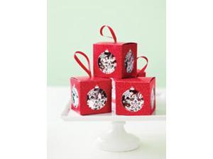 Treat Box 6/Pkg-Snowflace Ornament
