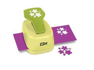"Perfect Petals Stacking Lever Punch-Petite Petals Multi Size .375""-1"""