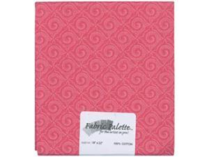 """Novelty & Quilt Fabric Pre-Cut 100% Cotton 21"""" Wide 1/4yd-Pinks"""