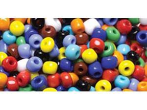 Jewelry Basics Seed Beads-Round Assorted
