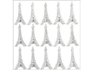 Jolee's Mini Repeats Stickers-Eiffel Tower