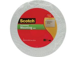 """Scotch Double-Sided Foam Tape-.5""""X36 Yards"""