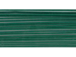 "Stem Wire 24 Gauge 18"" 40/Pkg-Green"