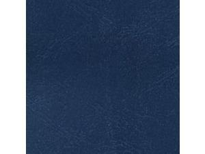 "Leatherette Postbound Album 8.5""X11""-Navy Blue"