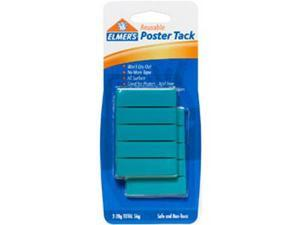 Elmers Reusable All Surface Poster Tack-2 Ounces