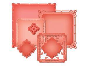 Spellbinders Nestabilities Majestic Elements Dies-Marvelous Squares