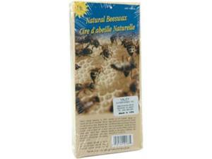 Beeswax 1 Pound Block-Natural