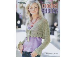 Leisure Arts-Crochet Shrugs
