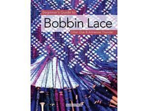Search Press Books-Beginner's Guide To Bobbin Lace