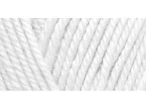 Red Heart Soft Touch Yarn-White