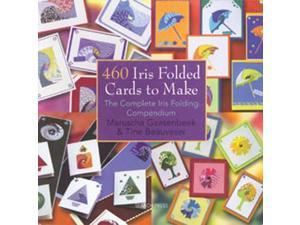 Search Press Books-460 Iris Folded Cards To Make