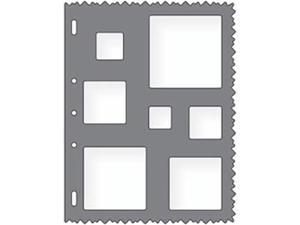 "ShapeTemplates 8.5""X11""-Squares"